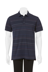 HIGHLANDER Pin stripe polo