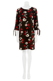 KHOKO SMART Mia Floral Print Dress