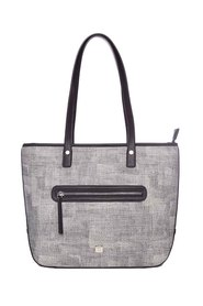 Cab55 front pocket tote cai100
