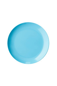Soren tropicalia dinnerplate blue