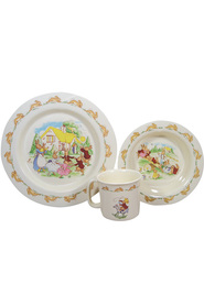 Bunnykins  baby-set playing melamine 3pc