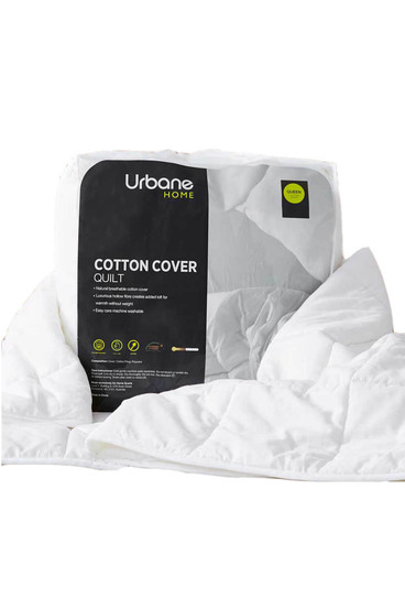 Urbane home cotton cover quilt kb