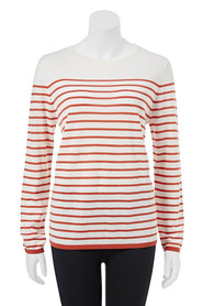 KHOKO Georgia Stripe Jumper