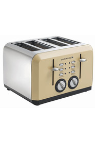 SMITH & NOBEL 4 Slice Toaster Cream