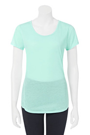LMA ACTIVE Womens Spliced Tee