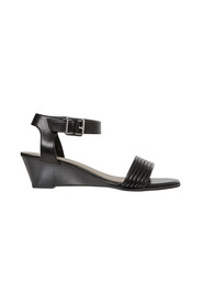 SANDLER Ainsley Leather Wedge