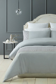 PHASE 2 Charlene Soft Touch Microfibre Quilt Cover Set QB