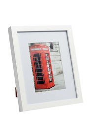 Lifestyl brnd icon 8x10 frame wht w/open