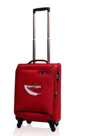 Tosca elevation ii red trolley case 51cm