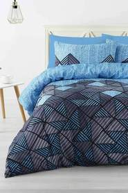 BIG SLEEP Sean microfibre quilt cover set db