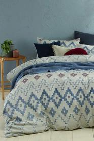 ACCESSORIZE Tribal Jacquard Quilt Cover Set KB