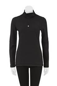 Diadora wmns perf tech 1/4 zip top