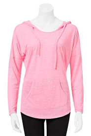 LMA ACTIVE Womens Long Sleeve Hoody