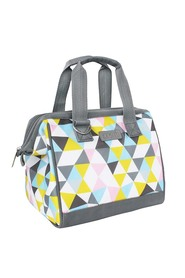 SACHI  Insulated Lunch Bag Triangle Mosai