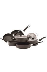 Raco vitality hard anodised cookset 7pc