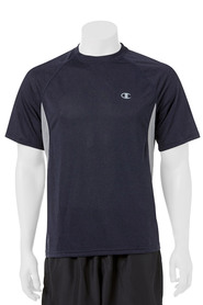 CHAMP MENS C VAPOR HEATHER TEE A1892H