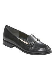 Sandler reagan leather bar trim loafer