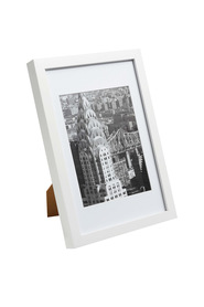 Lifestyl brnd icon 8x12 frame wht w/open