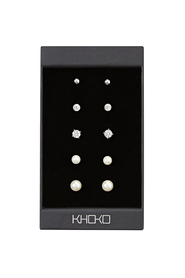 KHOKO Everyday Earring Set