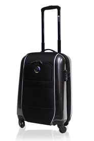 Tosca discovery black 50cm trolley case