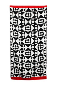 ODYSSEY LIVING CTTN BEACH TOWEL EQUINIOX