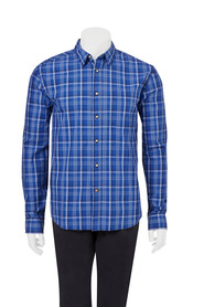 Highlander checl ls shirt 06hs113