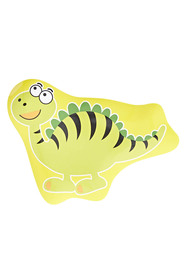 Soren kids mm shaped plate dinosaur