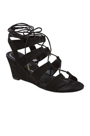 Luca&marc isabelle lace up wedge
