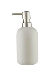 Store loft soap dispenser white