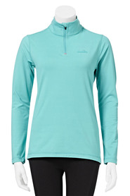 DIADORA Womens Performance Tech 1/4 Zip top