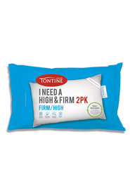 TONTINE 2pk I Need A High <(>&<)> Firm Pillows