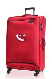 Tosca elevation ii red trolley case 61cm