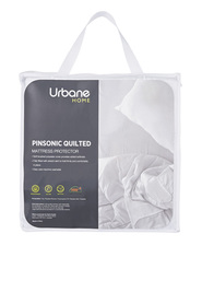 Urbane home pinsonic mattress protect qb