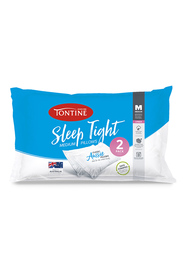 TONTINE 2pk Sleep Tight Pillows Medium