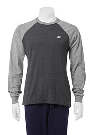 CHAMPION Mens Vapor Cotton Long Sleeve Tee