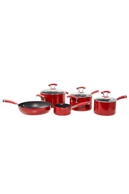 CIRCULON Contempo 5pc red cookset