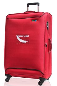 Tosca elevation ii red trolley case 71cm