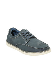 Hp jake leather boat lace up