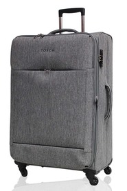 Tosca flamingo 71cm trolley case grey