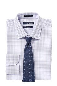 BRACKS Multi check shirt