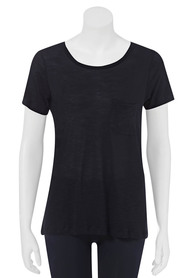 KHOKO Pocket plain t-shirt