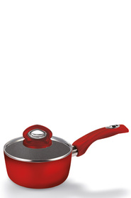 BIALETTI  Emotion saucepan with lid 20cm