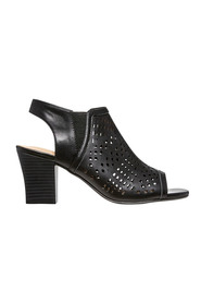 HUSH PUPPIES Opal Laser Cut Panel Heel