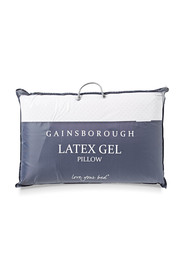 GAINSBOROUGH Gel Latex Pillow Standard