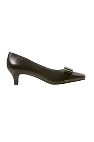 DF SUPERSOFT Lacey Leather Heel