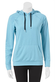 LMA ACTIVE Womens Space Dye Hoody