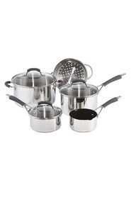 RACO 5Pc reliance stainless steel  cookset
