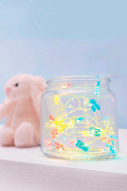 Is gift wired 2m - led lights bunnies
