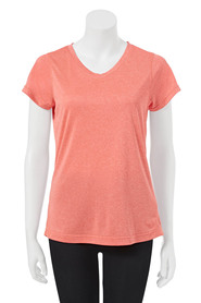 DIADORA Womens Active V Neck Tee
