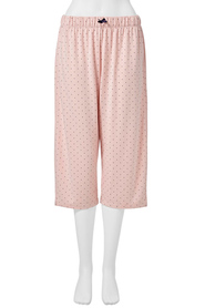 KHOKO Crop stretch sleep pant